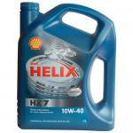 Моторное масло Shell Helix HX7 10W-40
