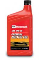   Motorcraft SAE 10W-40 Premium Motor Oil