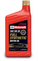 Моторное масло Motorcraft SAE 5W-30 Full Synthetic Motor Oil